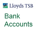 bank accounts from Lloyds TSB