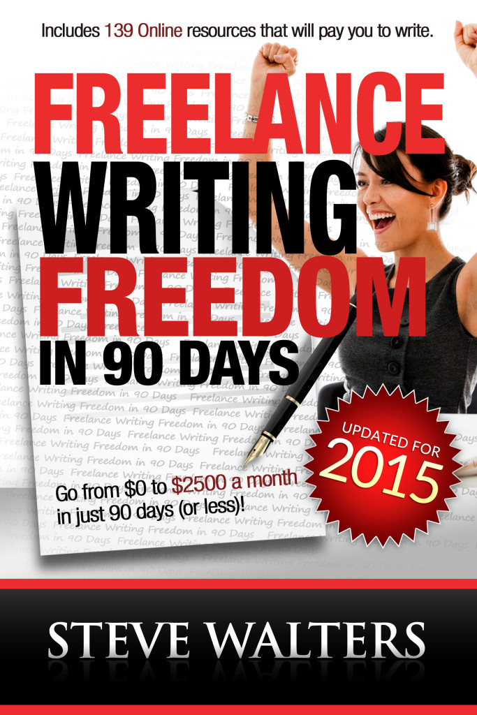 Freelance writing guide book.