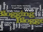 blogging sign