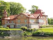 Serene retirement home