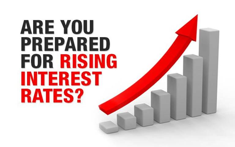 Rising Interest Rates Chart